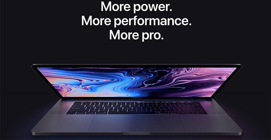 Apple начинает продажи сертифицированных восстановленных 16-дюймовых моделей MacBook Pro