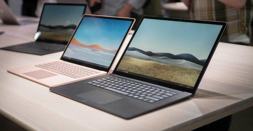 Microsoft изучает причину появления трещин на экранах Surface Laptop 3