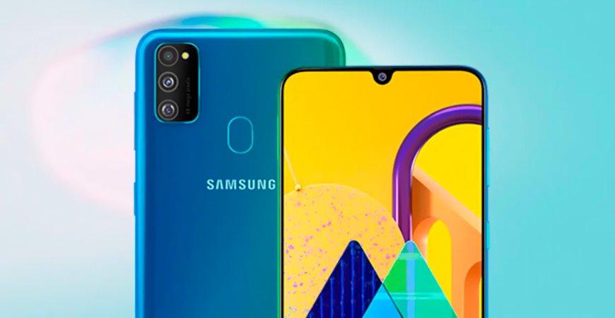 В Индии состоялась презентация Samsung Galaxy M21