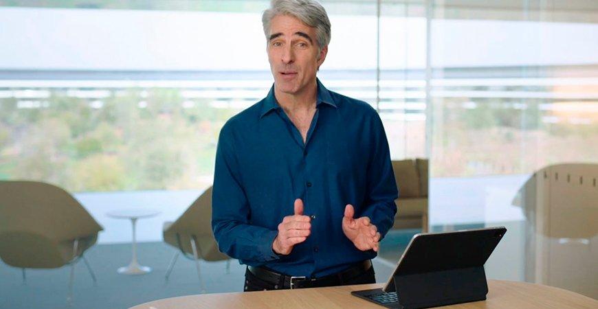 Новый трекпад в Magic Keyboard для iPad Pro превращает планшет в ноутбук