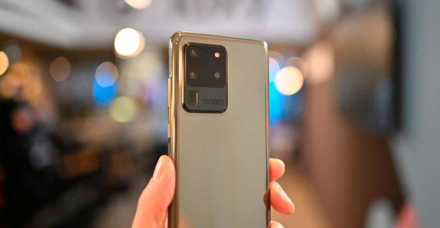 Samsung выпустила патч с исправлениями ошибок камеры Galaxy S20 Ultra