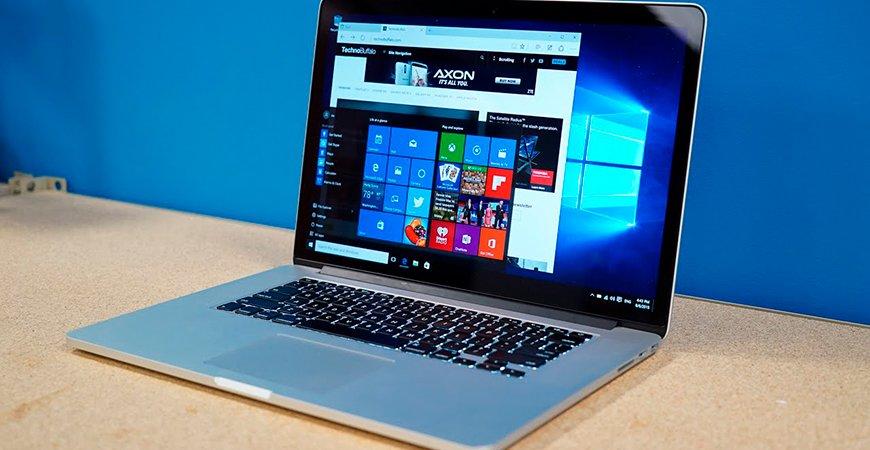Решение проблемы мерцающего экрана на Mac в Windows 10
