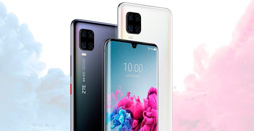 ZTE представила новый смартфон Axon 11 5G