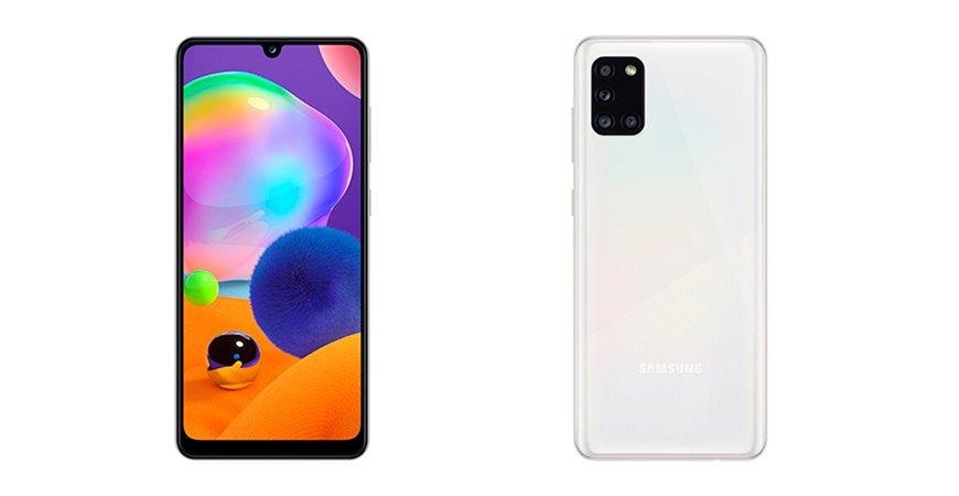 """Samsung Galaxy A31: еще один """"середнячок"""" с большой батареей"""