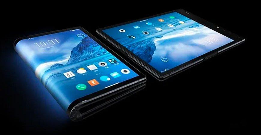 "Royole представила публике новый ""гибкий"" смартфон FlexPai 2"