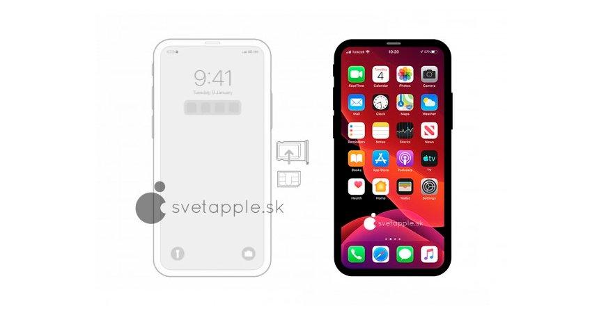 В интернете появились новые изображения предполагаемого iPhone 12 Pro
