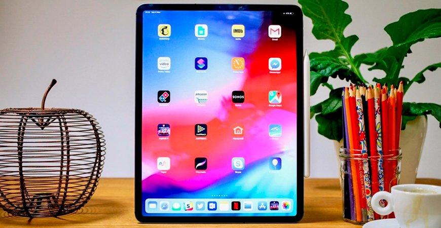 Продажи iPad и MacBook Pro неожиданно выросли