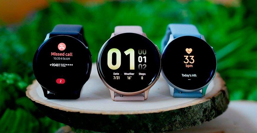 Активацию датчика ЭКГ на Galaxy Watch Active 2 перенесли на неопределенное время