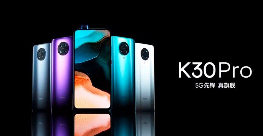 Первую партию Redmi K30 Pro и K30 Pro Zoom Edition раскупили за 30 секунд