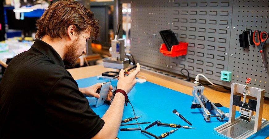 Apple поможет авторизованным ремонтным мастерским во время пандемии