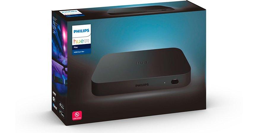 В Philips Hue Play HDMI Sync Box добавлена поддержка HDR10+, Dolby Vision и голосовое управление