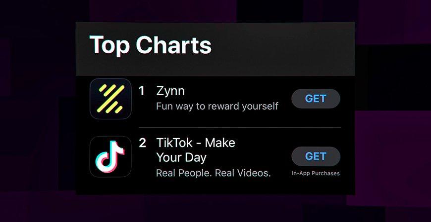 Новый клон TikTok попал в топ App Store, оплачивая пользователям просмотр видео