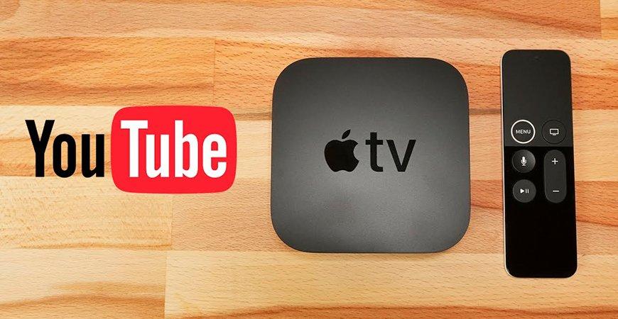 В tvOS 14 появилась поддержка YouTube видео 4K и аудиошаринг