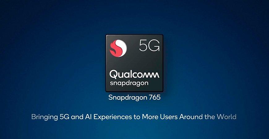 В iQOO Z1x будет установлен Snapdragon 765G SoC
