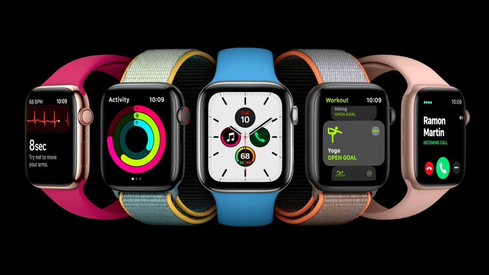 Когда выйдет публичная бета watchOS 7 для Apple Watch?