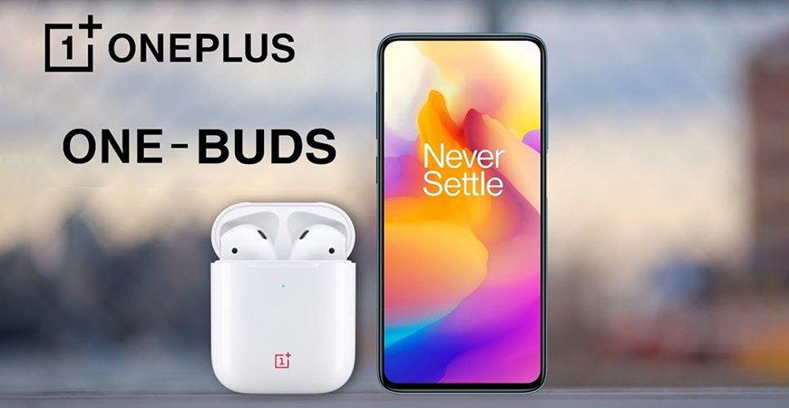 Наушники OnePlus Buds выйдут вместе с серией Nord