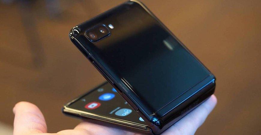 Новый Samsung Galaxy Z Flip 5G засветился на видео