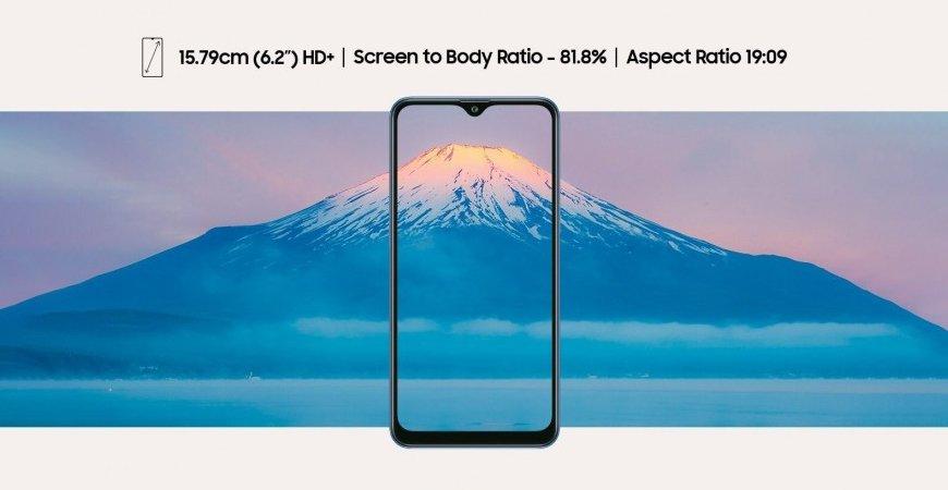 Вышел Samsung Galaxy M01s с 6.2-дюймовым экраном и Helio P22