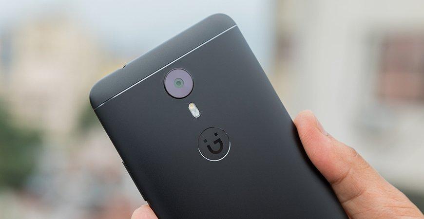 Android телефон Gionee с аккумулятором на 10 000мАч появился в TENAA
