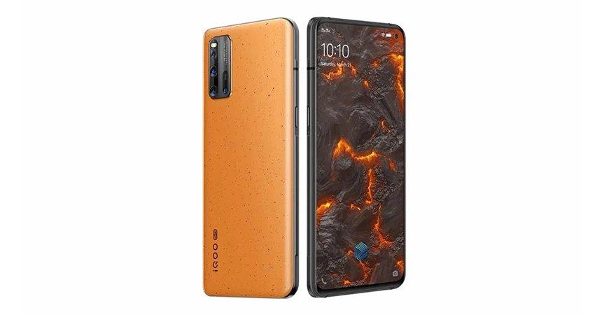Стали доступны некоторые характеристики будущего смартфона Vivo iQOO 5 с обычным чипсетом и необычной зарядкой