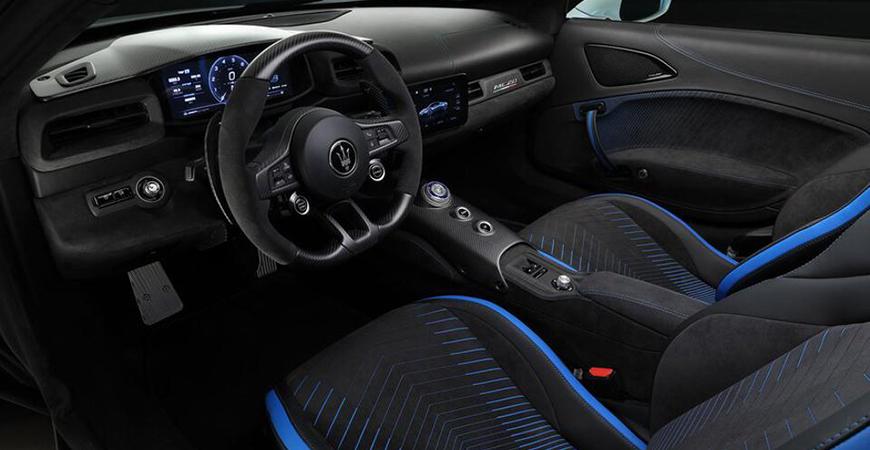 Maserati шокировала публику своим новым суперкаром MC20