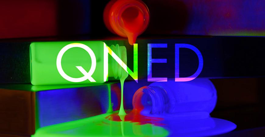 Samsung готовится к массовому производству дисплеев QNED