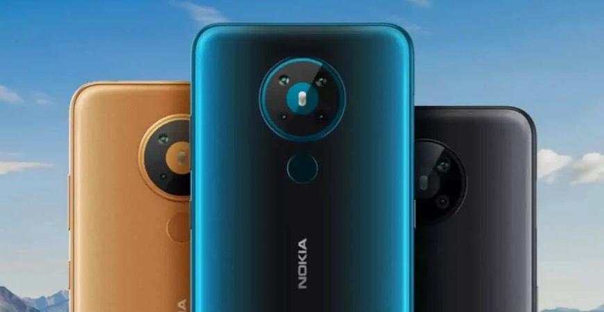 Презентация смартфона Nokia 5.4 состоится через  несколько недель