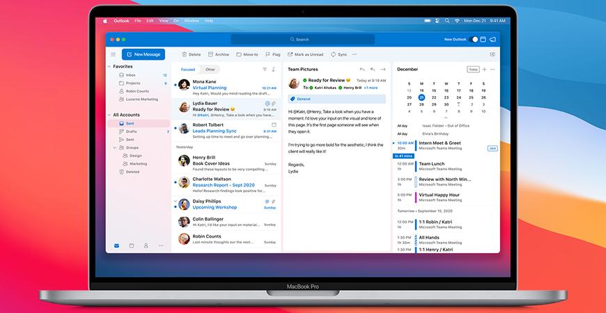 Приложения Office 365 для Mac получили встроенную поддержку Apple M1