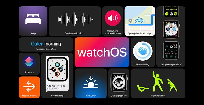 Вышло обновление до watchOS 7.3