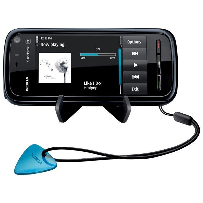 Nokia 5800 XpressMusic фото, картинка slide4