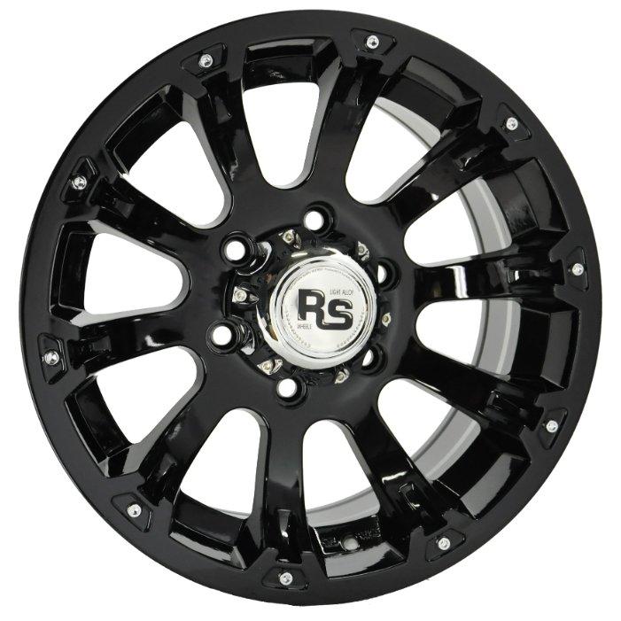 RS Wheels S211 8x16/5x139.7 D108.5 ET0 B фото, картинка slide1