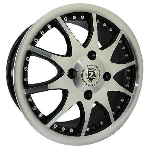 Zumbo Wheels F171 6x15/4x114.3 D67.1 ET45 BP