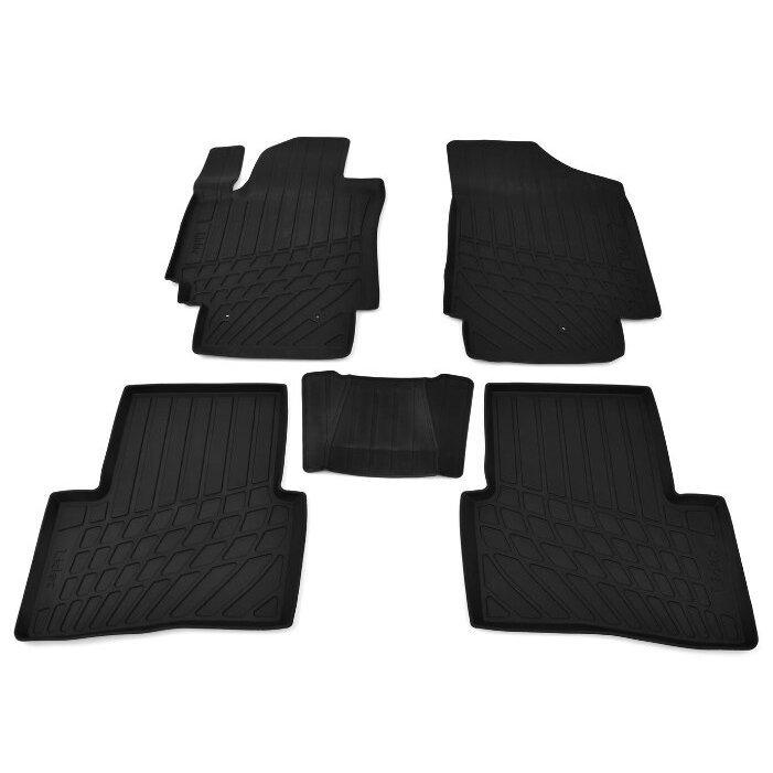 Комплект ковриков NorPlast NP11-LdC-31-052 Hyundai Creta 5 шт