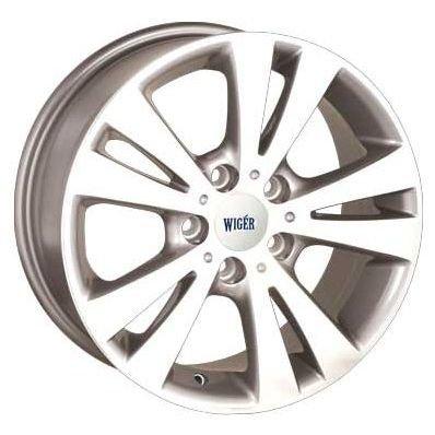 Wiger WGR3010 6x15/5x100 D57.1 ET38 Silver