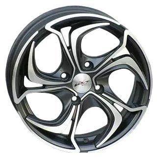 RS Wheels 586J 6.5x15/5x100 D57.1 ET38 MG фото, картинка slide1