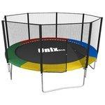 Каркасный батут Unix Line 12ft Simple (outside) 366х366х269 см