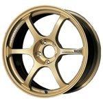 Advan RG2 7.5x18/5x100 D63 ET48 Gold