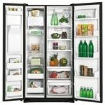 Холодильник side-by-side GENERAL ELECTRIC RCE 24 KGBF KB / отзывы владельцев, характеристики, цены, где купить