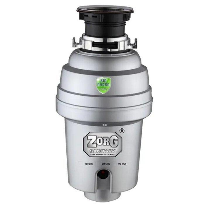 Измельчитель пищевых отходов ZorG Sanitary ZR-56 D