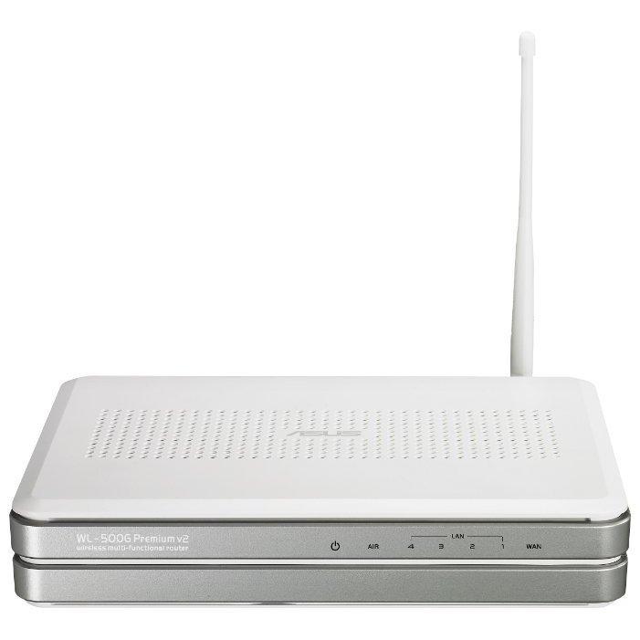 ASUS WL-500gP V2