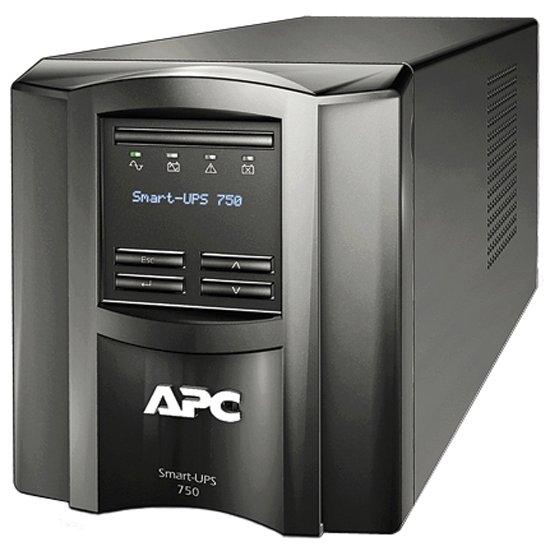 APC by Schneider Electric Smart-UPS 750VA LCD 230V China
