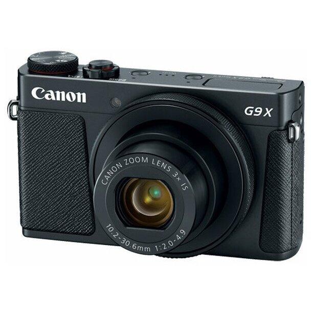 компактный Canon PowerShot G9X Mark II Black