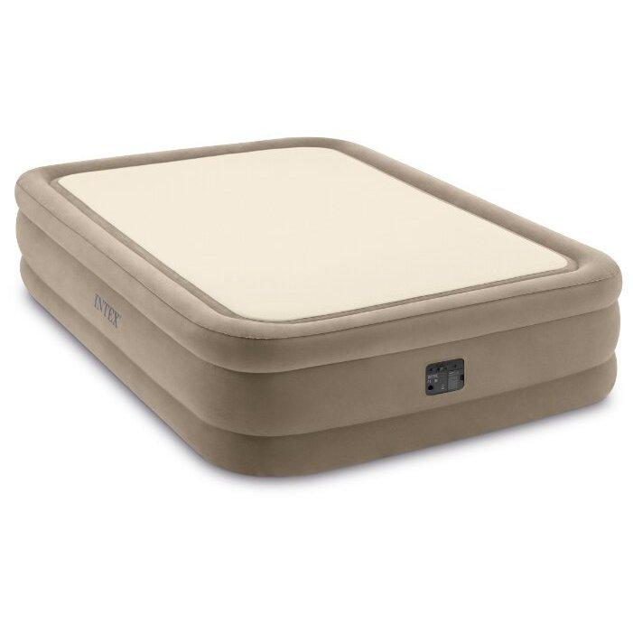 Надувная кровать Intex PremAire ThermaLux Airbed (64478)