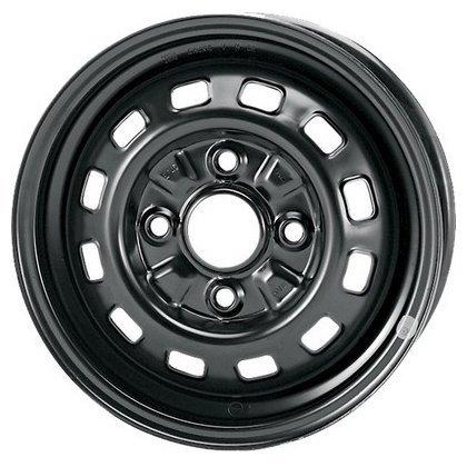 Steel Wheels H121 6x15/4x114.3 D66.1 ET45 Black фото, картинка slide1