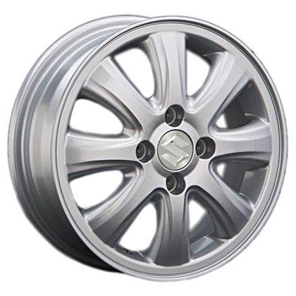 Baosh SZ20 6.5x16/5x114.3 D60.1 ET50 Silver
