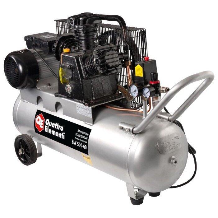масляный Quattro Elementi BW-500-60, 60 л, 2.25 кВт