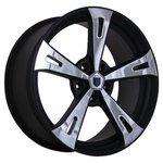 Storm Wheels AC 8x18/5x108 D73.1 ET45 HSInoxF