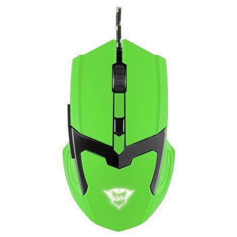Trust GXT 101-SG SPECTRA Green USB