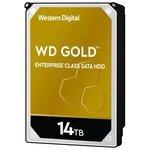 Внешний HDD Western Digital Gold 14 ГБ