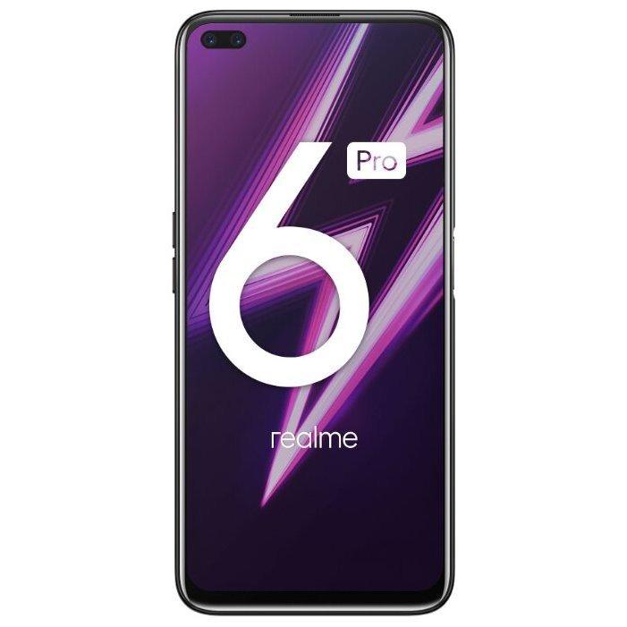 Смартфон realme 6 Pro 8/128GB